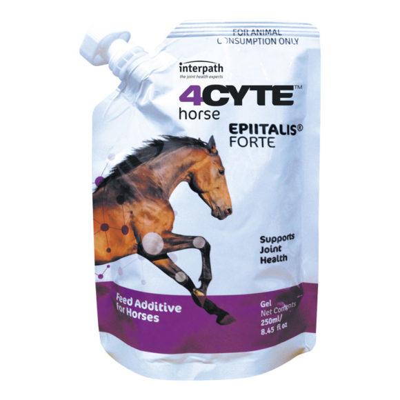 4CYTE Horse Epiitalis Forte Gel 250g Pouch 1