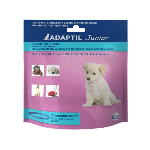 Adaptil Junior Adjustable Puppy Collar 1
