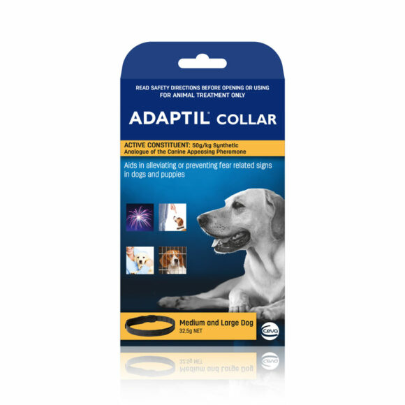 Adaptil Calm On-The-Go Collar for Medium and Large Dogs 1