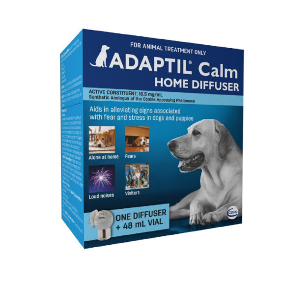 Adaptil Calm Home Diffuser Complete with 48ml Vial 1