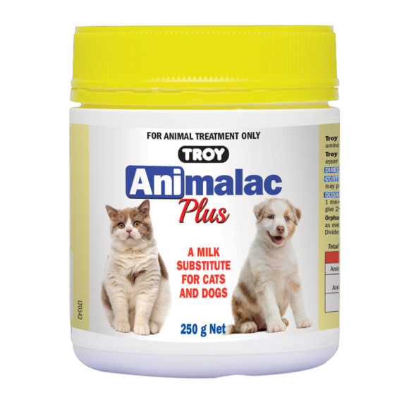 Animalac Plus Milk Substitute Powder 250g 1