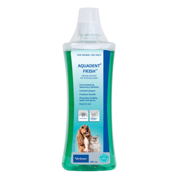 Aquadent FR3SH Water Additive for Dogs and Cats 250ml 2