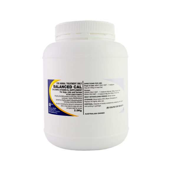 Balanced Calcium Powder 250g 1