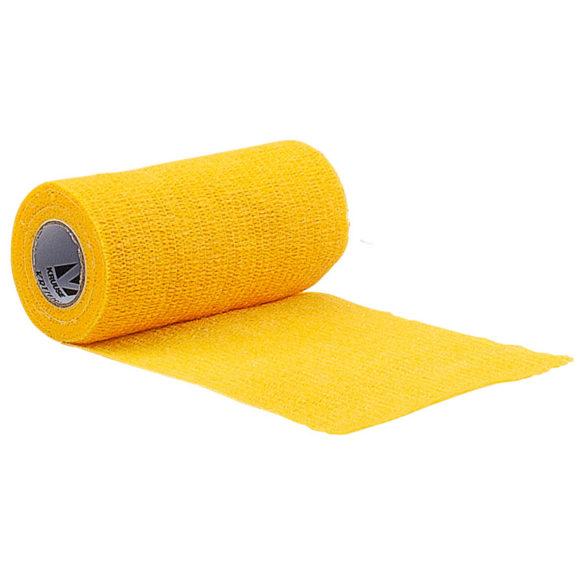 KRUUSE Vet-Flex Bandage 10cm Yellow 1