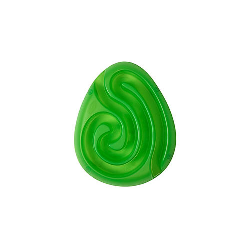 Buster Lime Green Mini DogMaze Slow Feeder 1