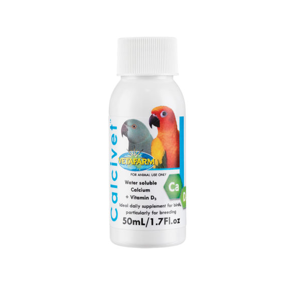 Calcivet Liquid Calcium Supplement 50ml 1