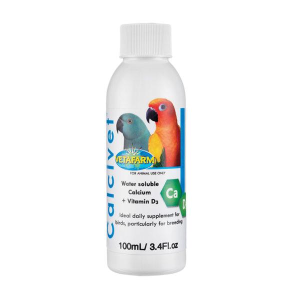 Calcivet Liquid Calcium Supplement 100ml 1