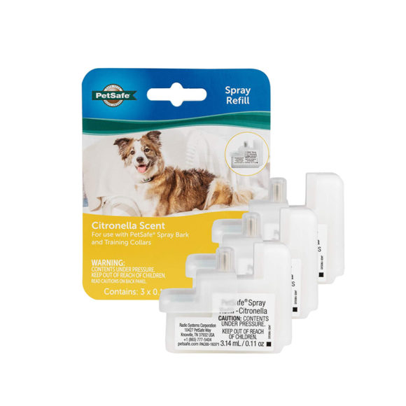 Petsafe Citronella Spray Cartridge - 3 Pack 1