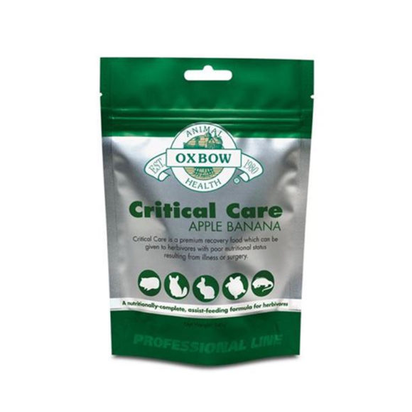 Critical Care for Herbivores Apple & Banana 141g 1