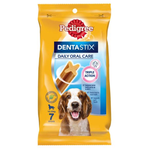 Pedigree DentaStix Dental Treats for Medium Dogs - 7 Pack 1