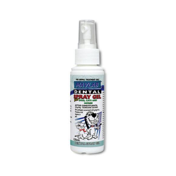 Mavlab Dental Spray Gel 125mL 1