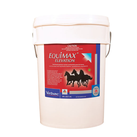 Equimax Elevation Stable Pail 23.1ml x 60 Syringes 1