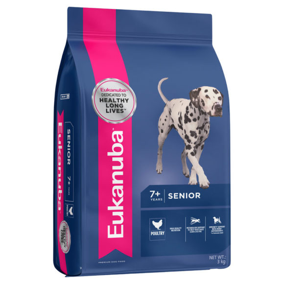 Eukanuba Senior Dog 3kg 1