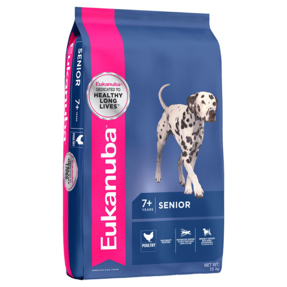 Eukanuba Senior Dog 15kg 1