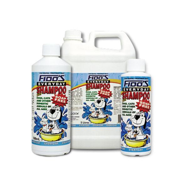 Fido's Everyday Pet Shampoo 500ml 1