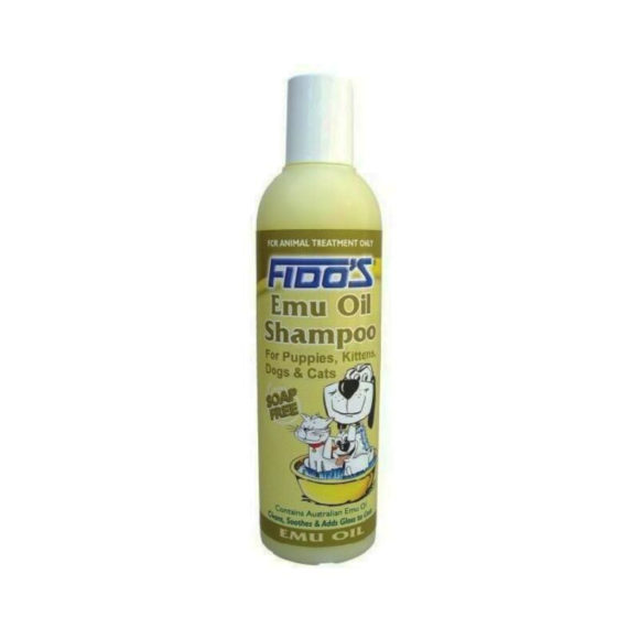 Fido's Emu Oil Shampoo 250ml 1