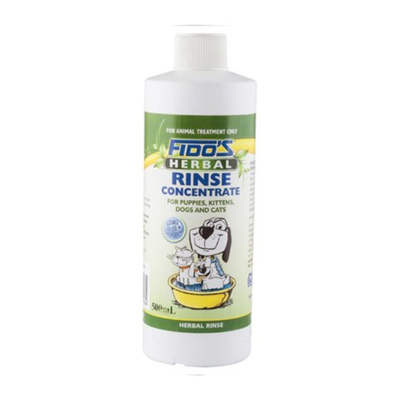 Fido's Herbal Rinse Concentrate 500ml 1