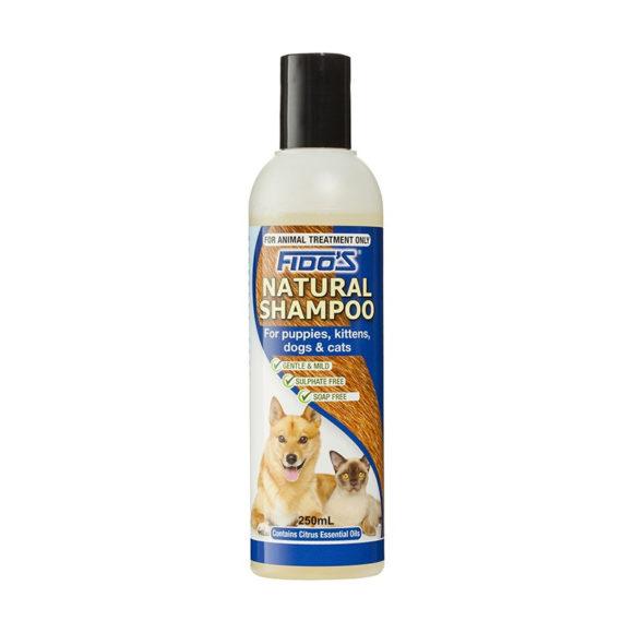 Fido's Natural Shampoo 250ml 1
