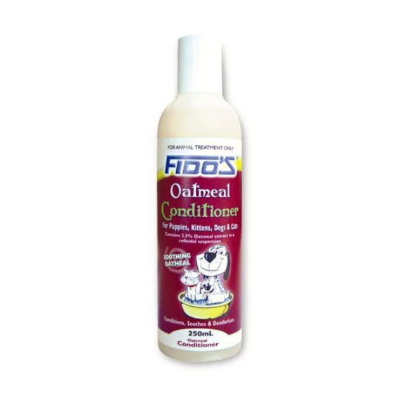 Fido's Oatmeal Conditioner 250ml 1