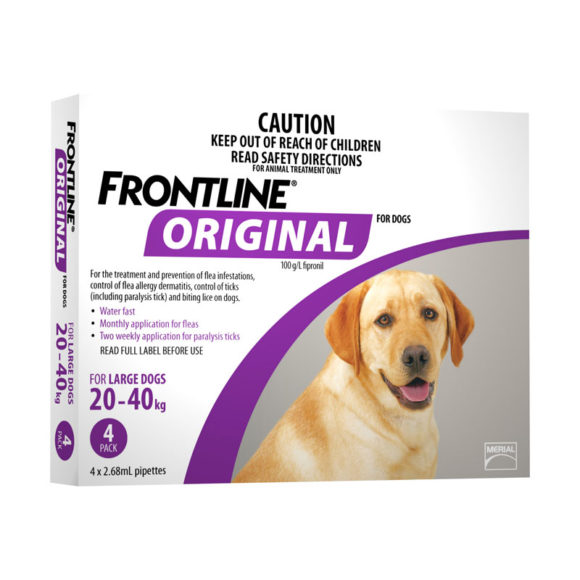 Frontline Spray for Dogs & Cats 100ml 9