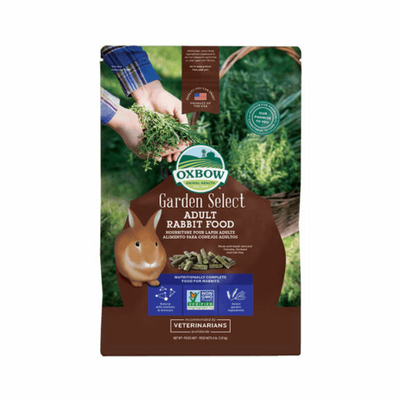 Oxbow Garden Select Adult Rabbit Food 1.8kg 1