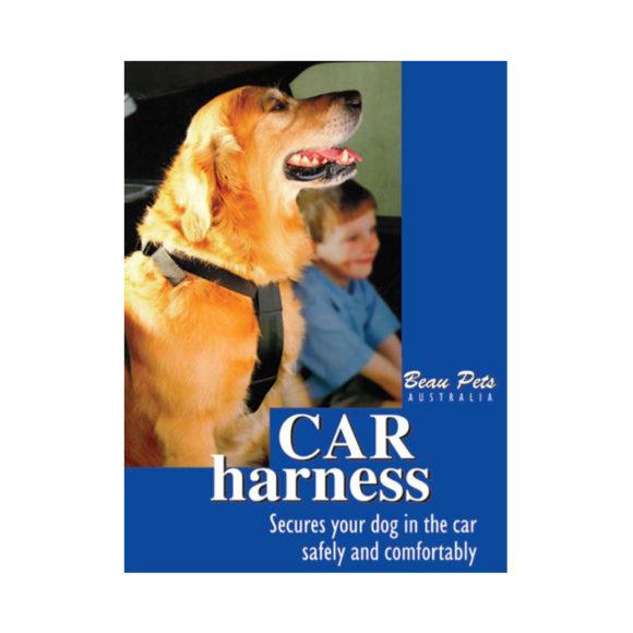 Beau Pets Dog Car Harness Spare Strap Small to Medium 1