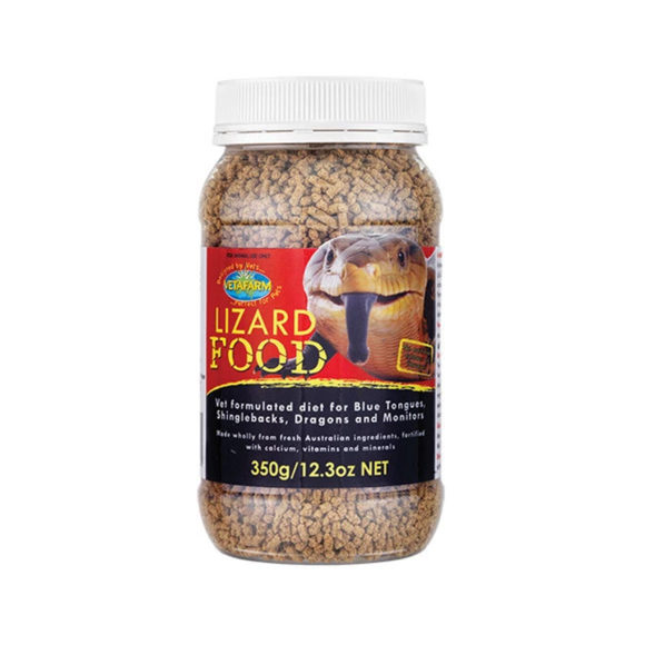 Herpavet Lizard Food 350g 1
