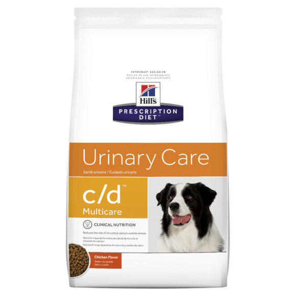 Hills Prescription Diet Canine c/d Urinary Multicare 3.85kg 1