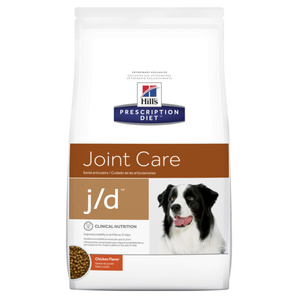 Hills Prescription Diet Canine j/d Joint Care 12.5kg 1