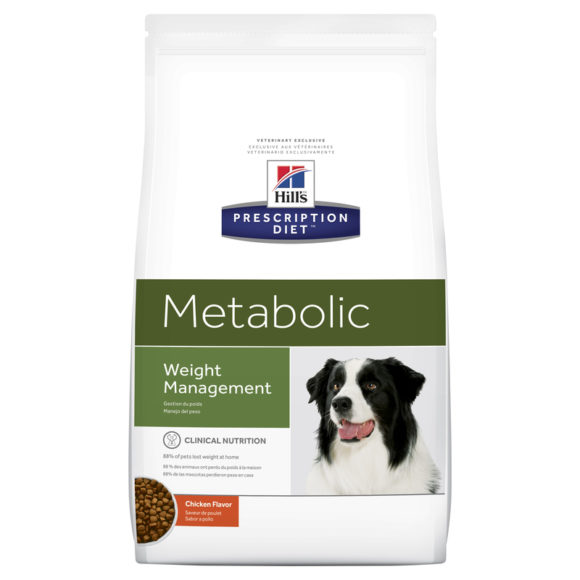 Hills Prescription Diet Canine Metabolic 3.49kg 1