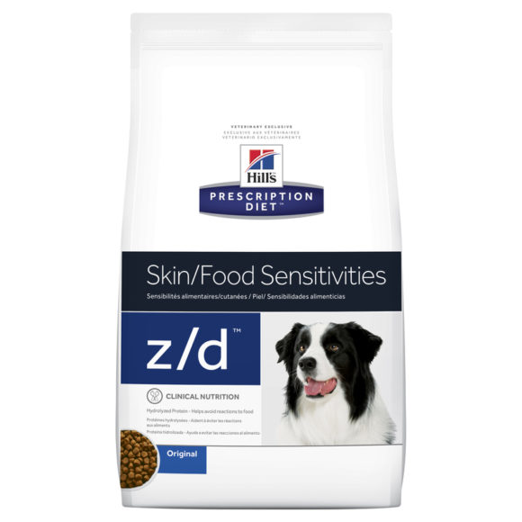 Hills Prescription Diet Canine z/d Skin/Food Sensitivities 3.6kg 1