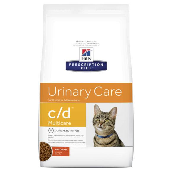 Hills Prescription Diet Feline c/d Urinary Multicare 6kg 1
