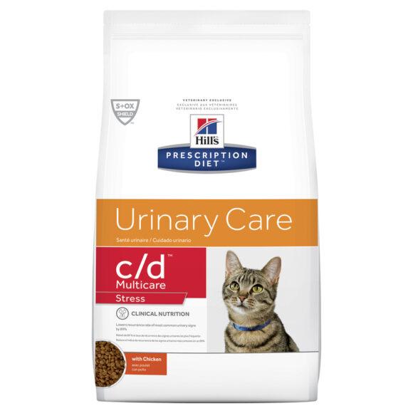 Hills Prescription Diet Feline c/d Urinary Multicare Stress 7.98kg 1