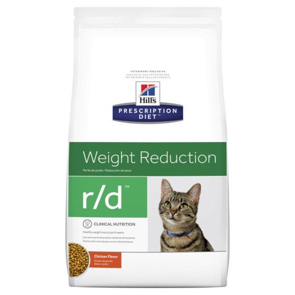 Hills Prescription Diet Feline r/d Weight Reduction 3.9kg 1