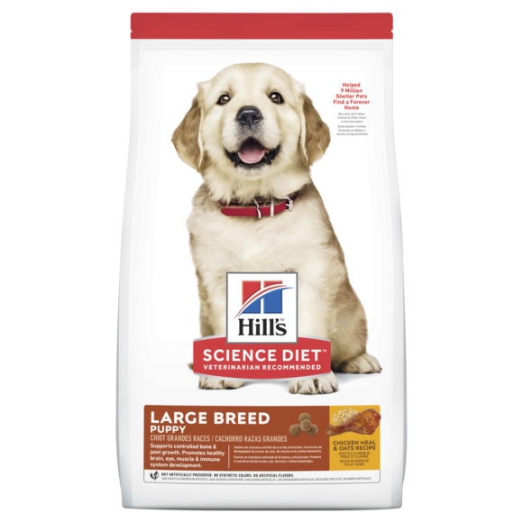 Hills Science Diet Puppy Large Breed 12kg 1