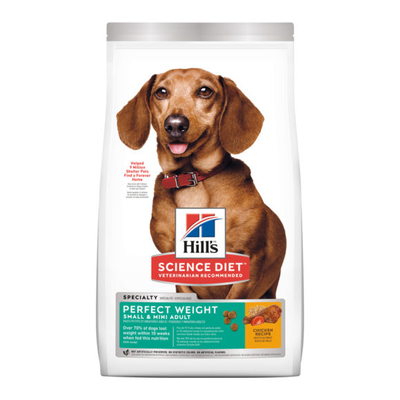 Hills Science Diet Adult Dog Perfect Weight Small & Mini 1.81kg 1