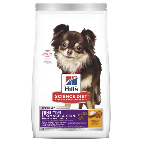 Hills Science Diet Adult Dog Sensitive Stomach & Skin Small & Mini 1.81kg 1