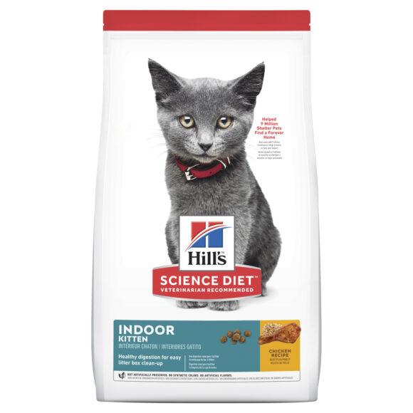 Hills Science Diet Kitten Indoor Cat 3.17kg 1