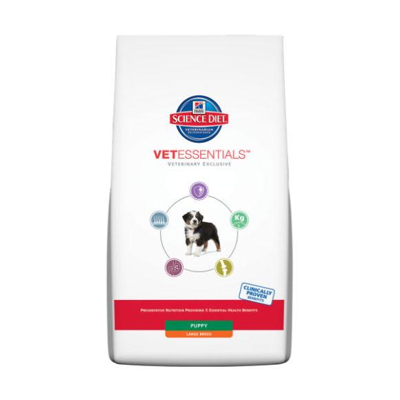 Hills Science Diet Vet Essentials Puppy Large Breed 12.75kg 1