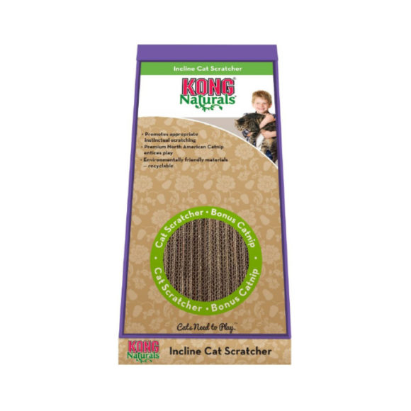 Kong Naturals Incline Cat Scratcher 1
