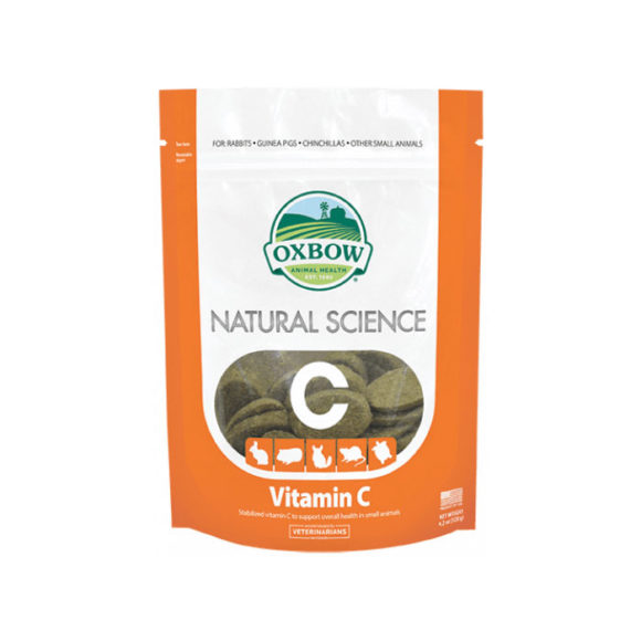 Oxbow Natural Science Vitamin C Supplement 120g 1