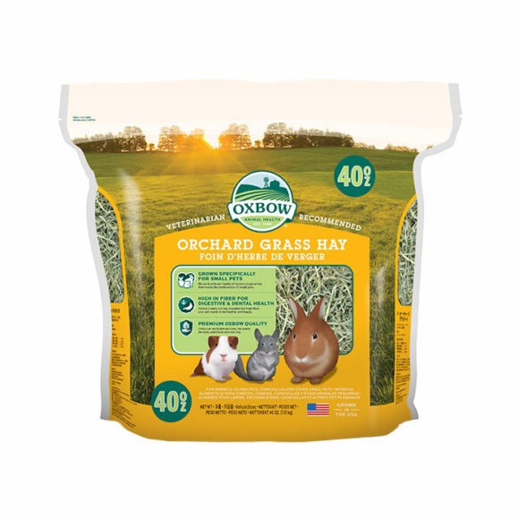 Oxbow Orchard Grass Hay 1.13kg 1
