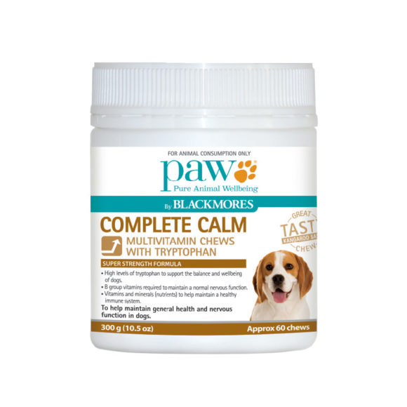 PAW Complete Calm Multivitamin Chews for Dogs 200g 1