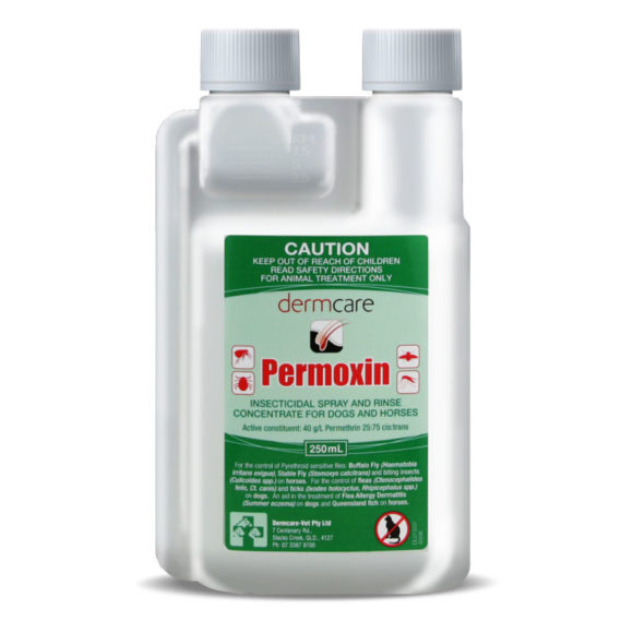 Permoxin Insecticidal Spray & Rinse Concentrate 250ml 1