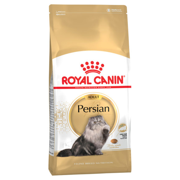 Royal Canin Feline Breed Nutrition Persian Adult 2kg 1