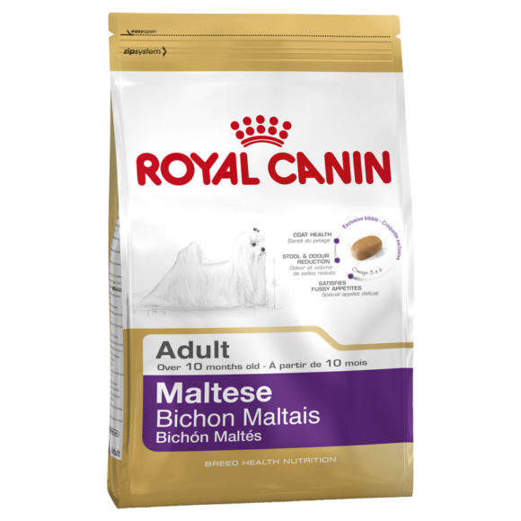 Royal Canin Breed Health Nutrition Maltese Adult 1.5kg 1