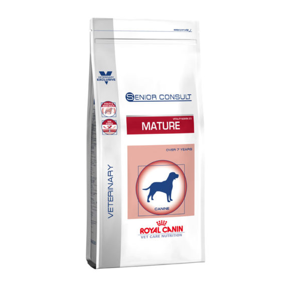 Royal Canin Vet Care Nutrition Senior Consult Mature Medium Dog 3.5kg 1