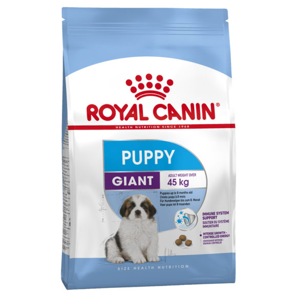 Royal Canin Size Health Nutrition Giant Puppy 15kg 1