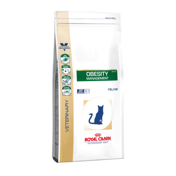 Royal Canin Vet Diet Feline Obesity Management 1.5kg 1