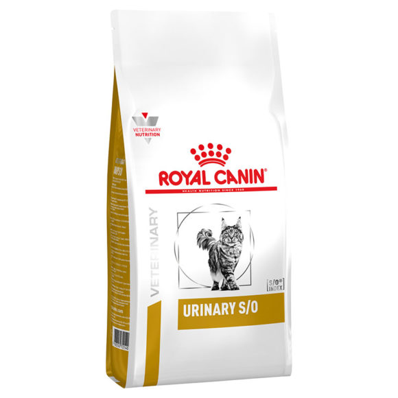 Royal Canin Vet Diet Feline Urinary S/O 1.5kg 2